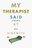 My Therapist Said - Hal Sirowitz