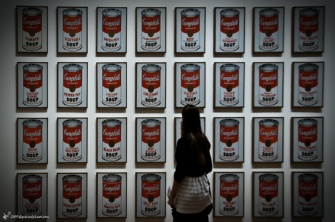 15 Seconds With Andy Warhol