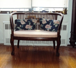 The Love Seat (A Ghost Story)
